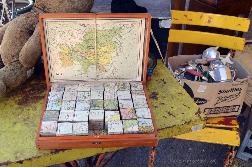 antique markets provence
