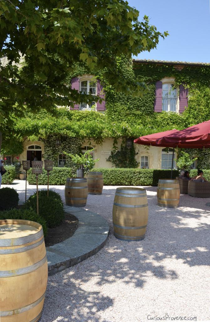 chateau estoublon provence