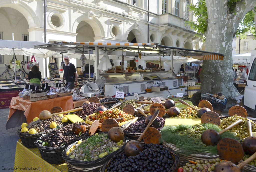 market st remy de provence