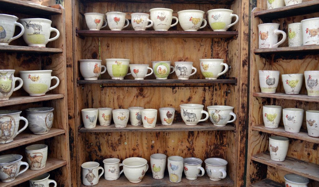 argilla pottery market provence