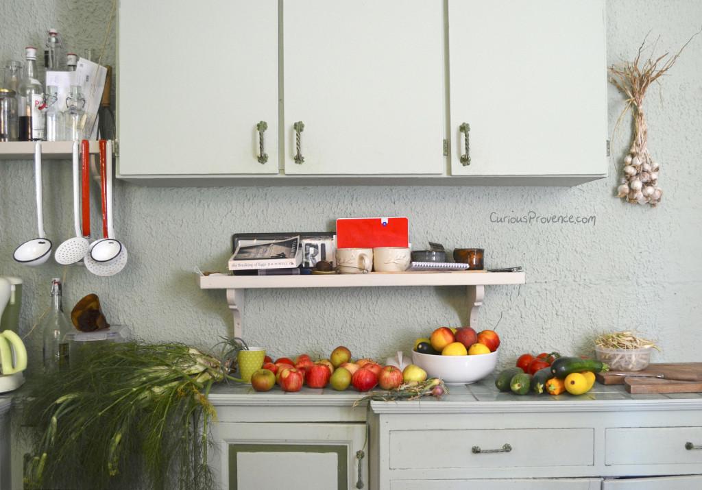 provence kitchen garden