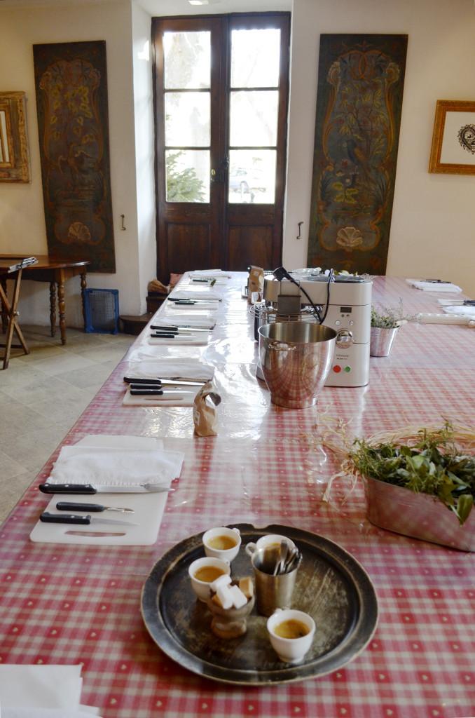 la petit maison du cucuron cooking classes
