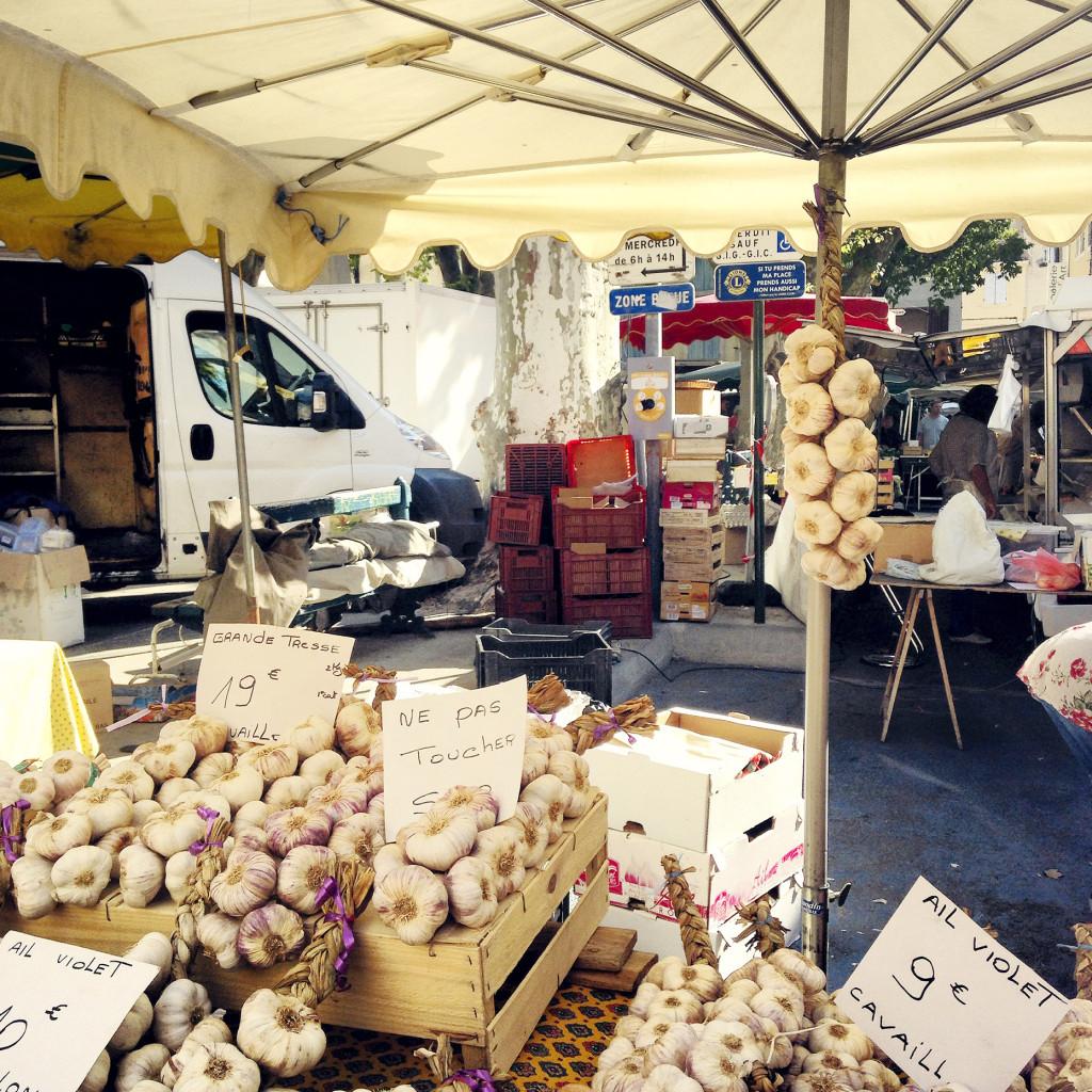 saint remy de provence market