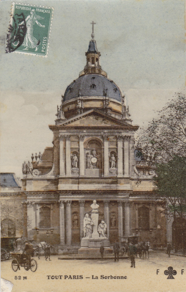 Vintage Parisian Postcards