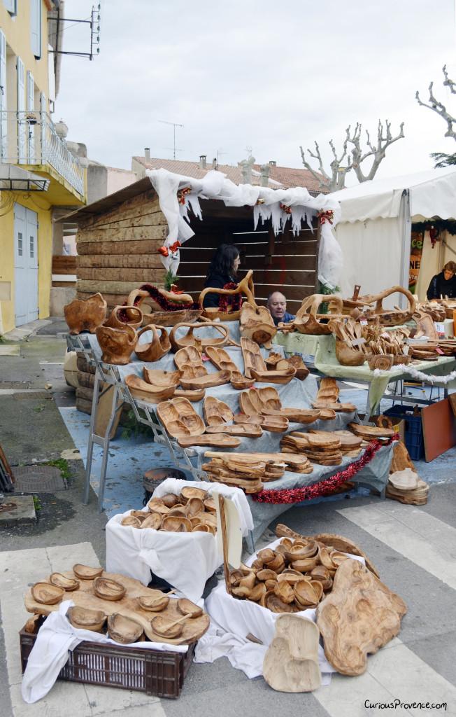 Sénas Christmas Market