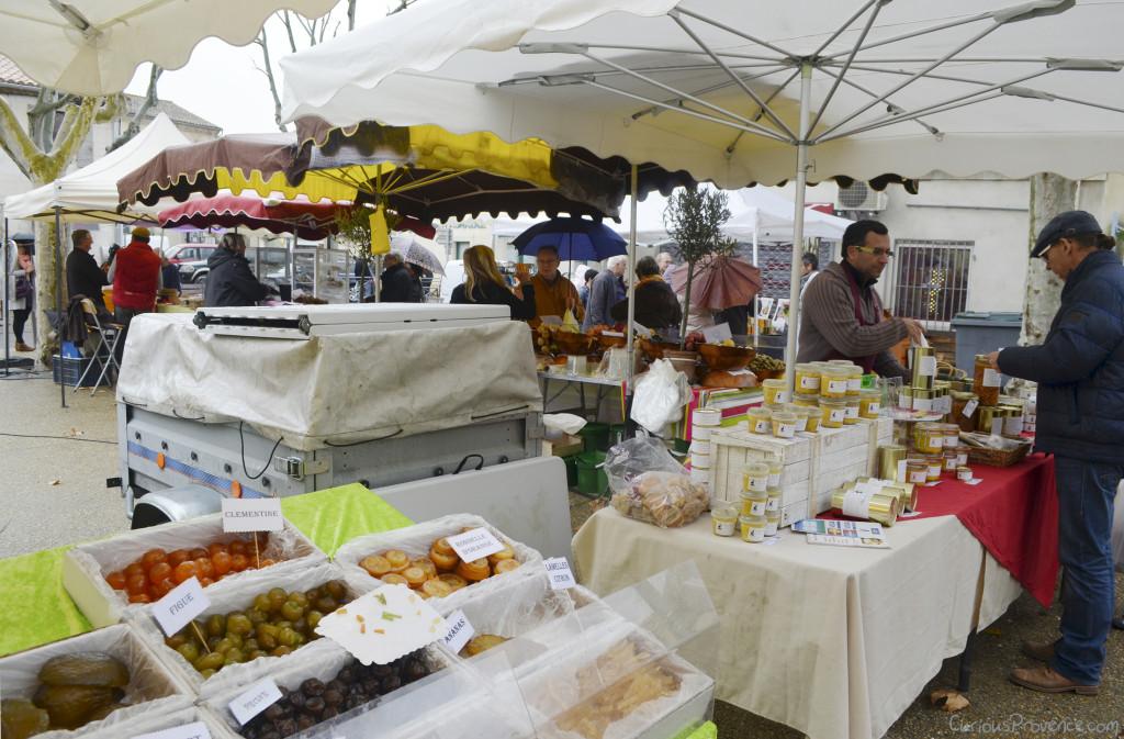 Fontvieille Christmas Market