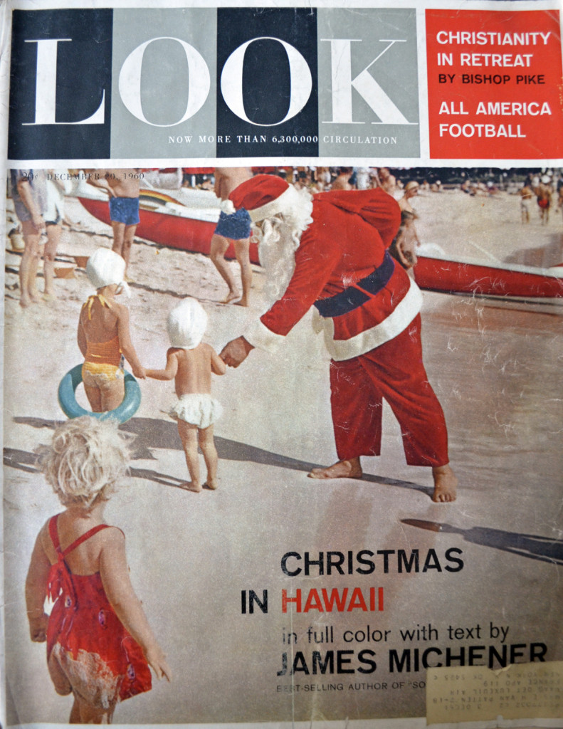 Look magazine cover 1960