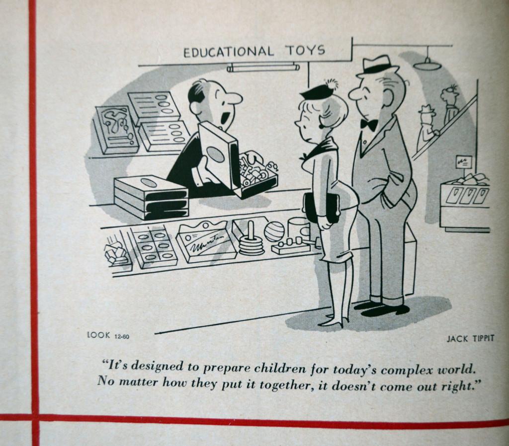 buying toys 1960 magazine