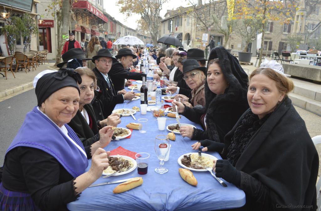 Téléthon en Provence
