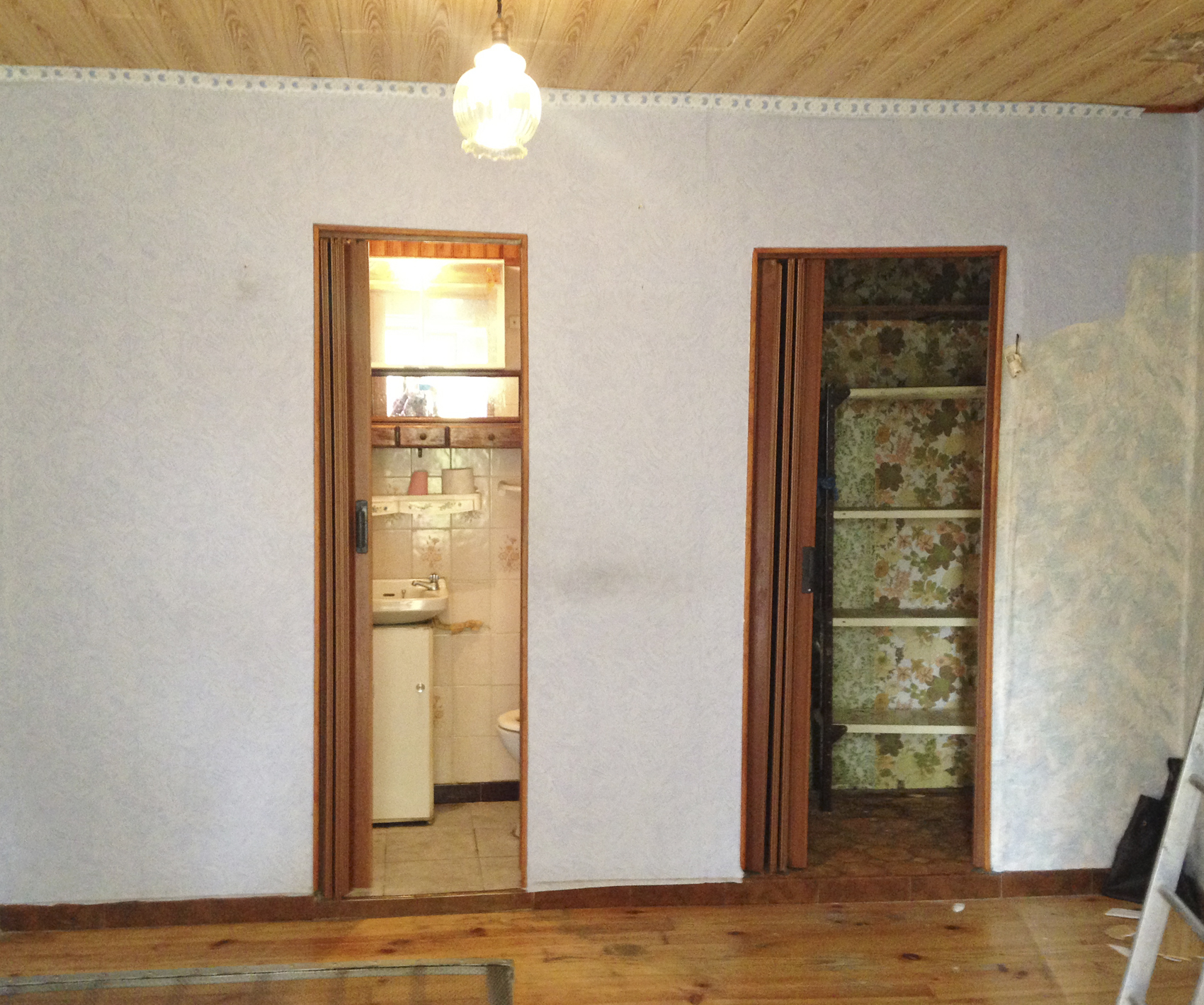 Our Renovation in Provence Part I: Demolition! - Curious Provence