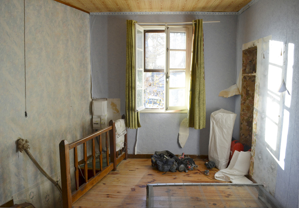 bedroom provence