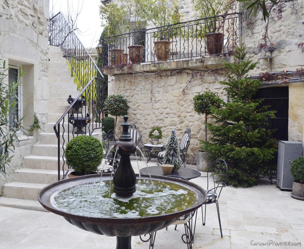 hotel gounod courtyard