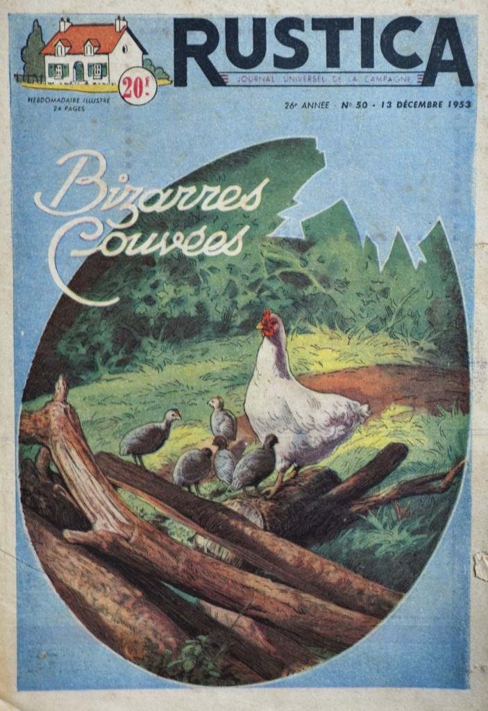 Rustica Magazine 1953 cover