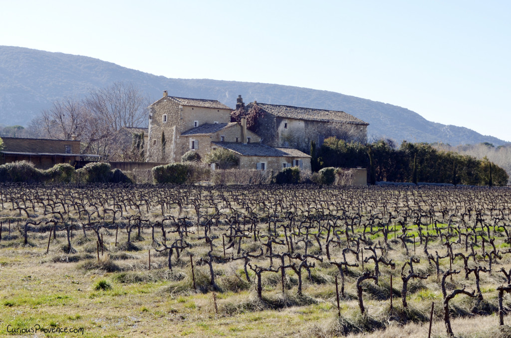 farmhouse provence luberon