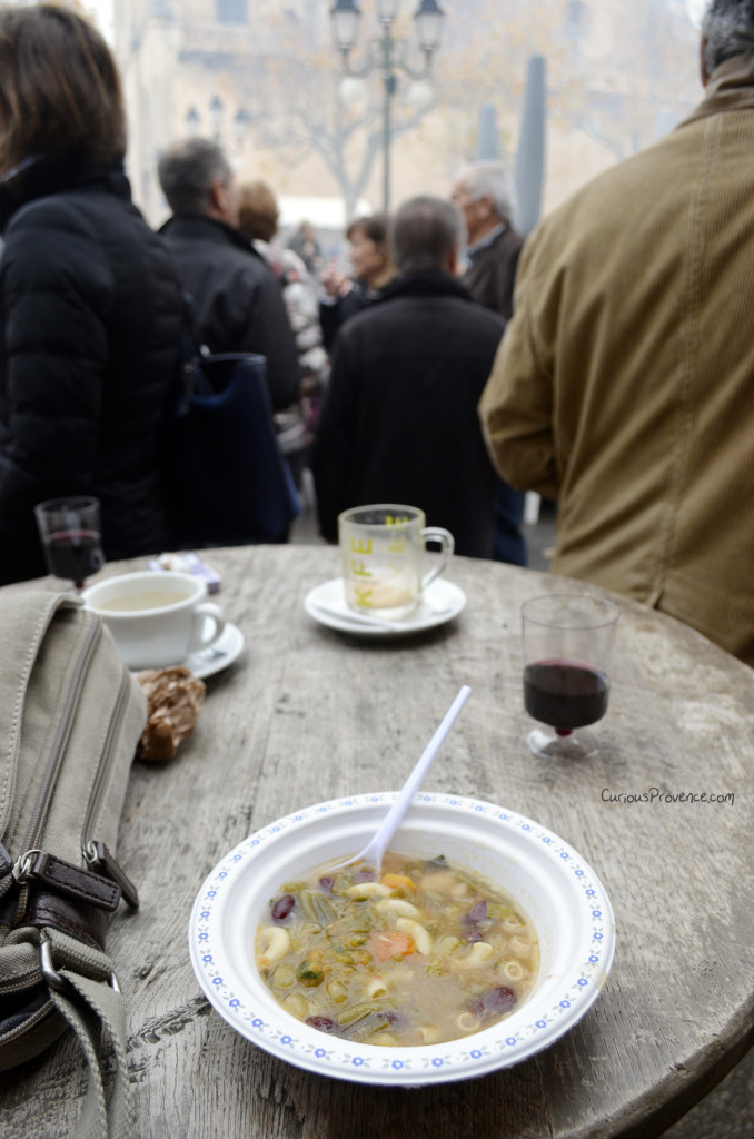 curiousprovence pistou soup