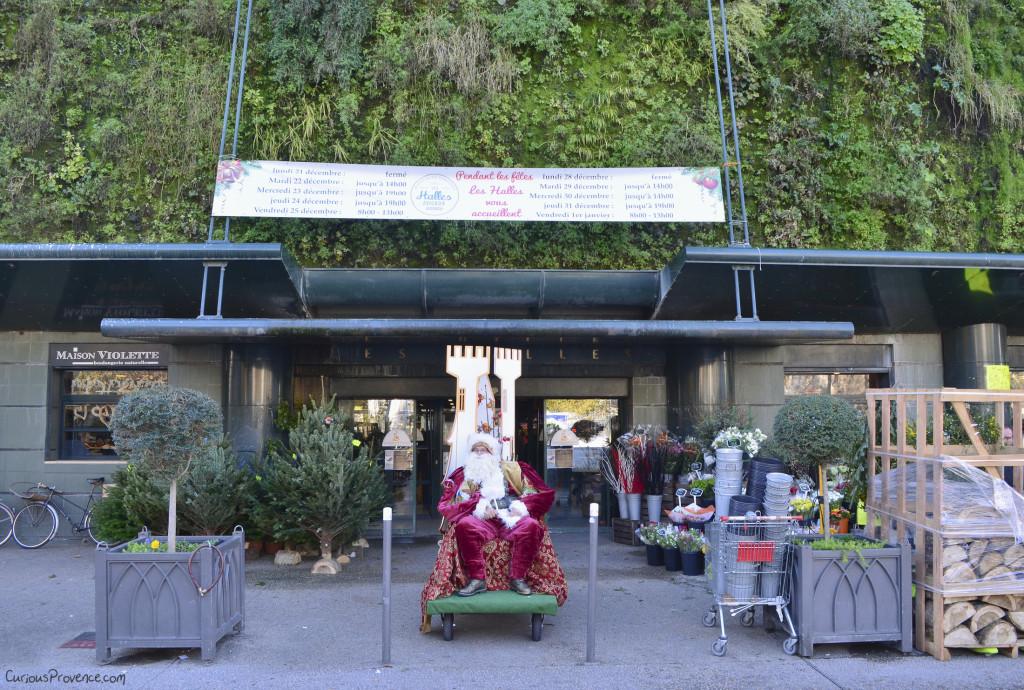 Christmas markets in Avignon