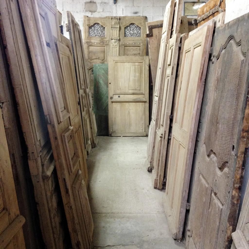 portes anciennes st remy