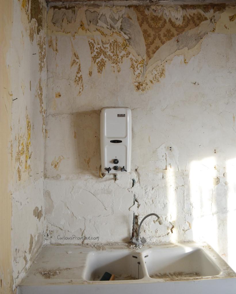 provencal sink