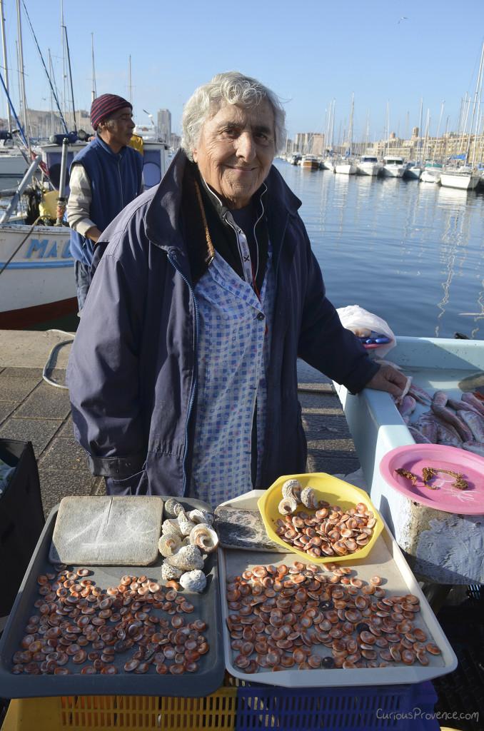 marseille port fish market
