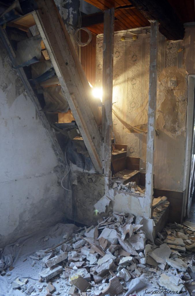 diy demolition