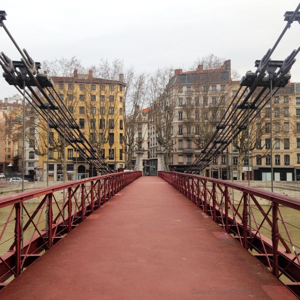 bridge lyon