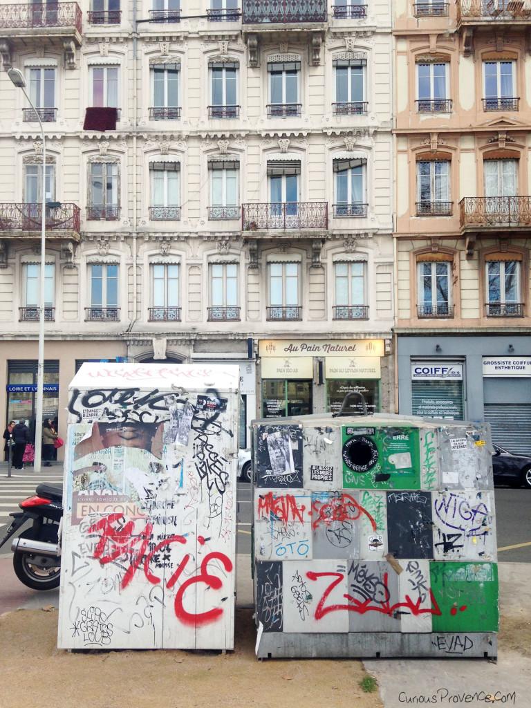 grafitti lyon