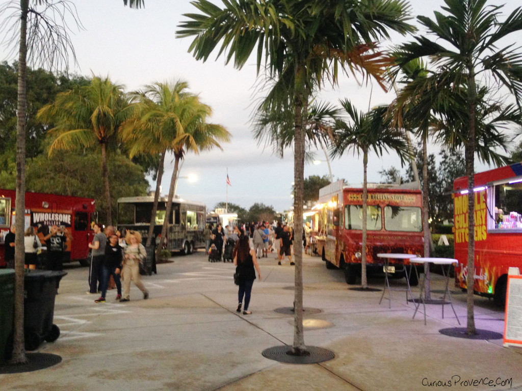 Arts Park Hollywood Food Trucks