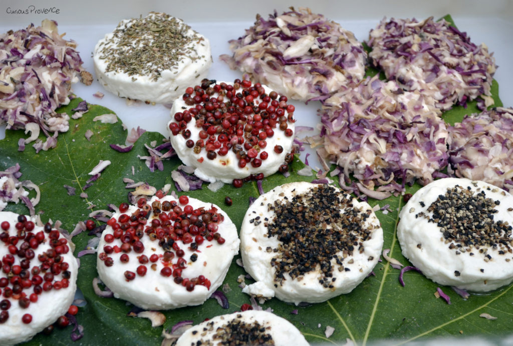 goat cheese provence