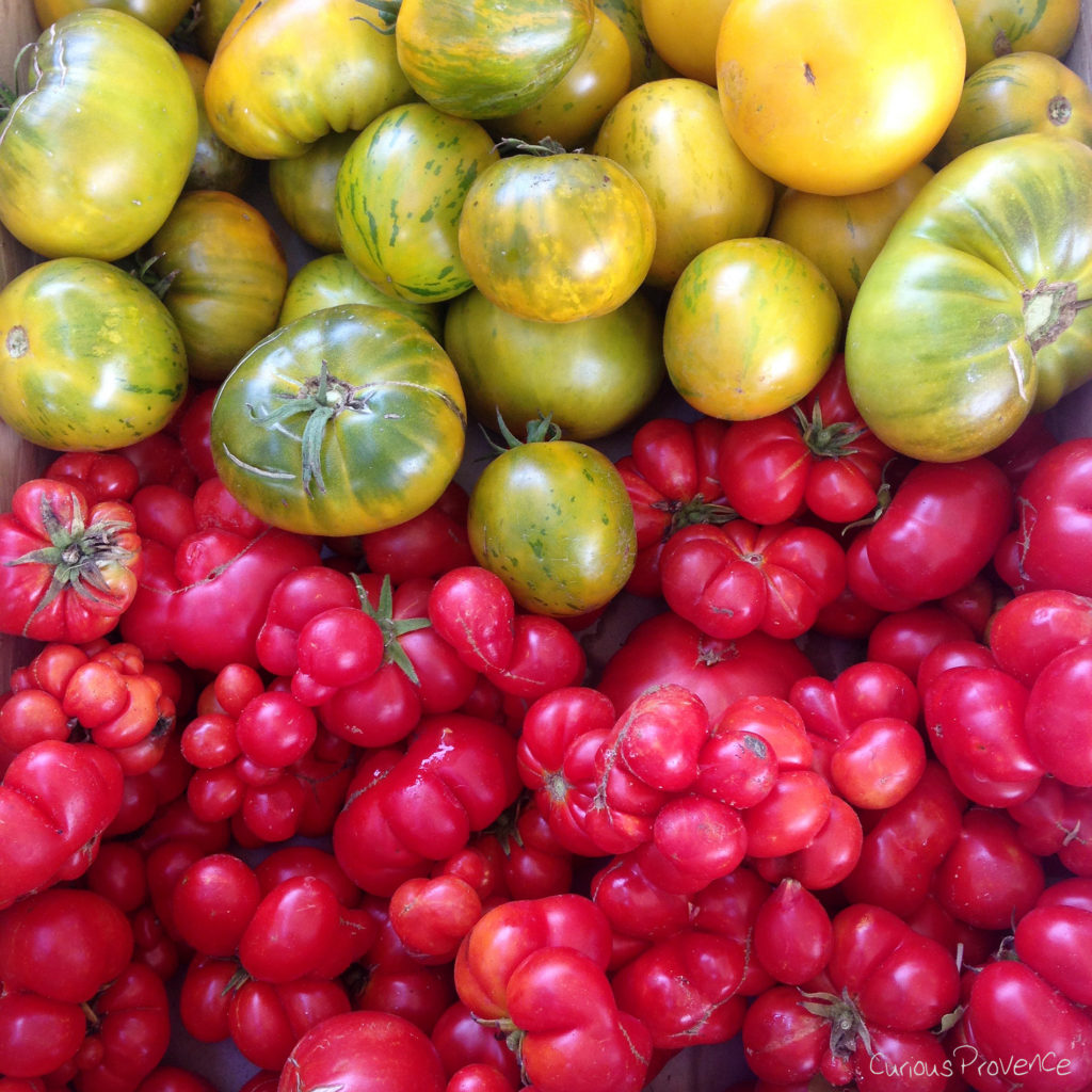 farmers market provence