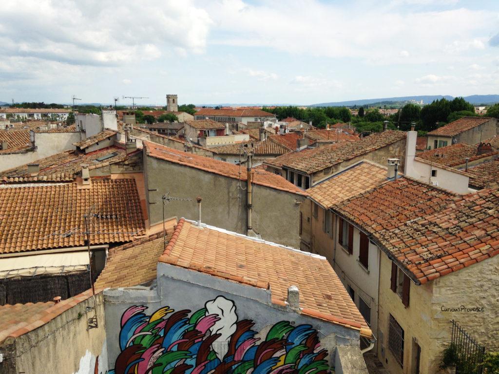 rooftops arles