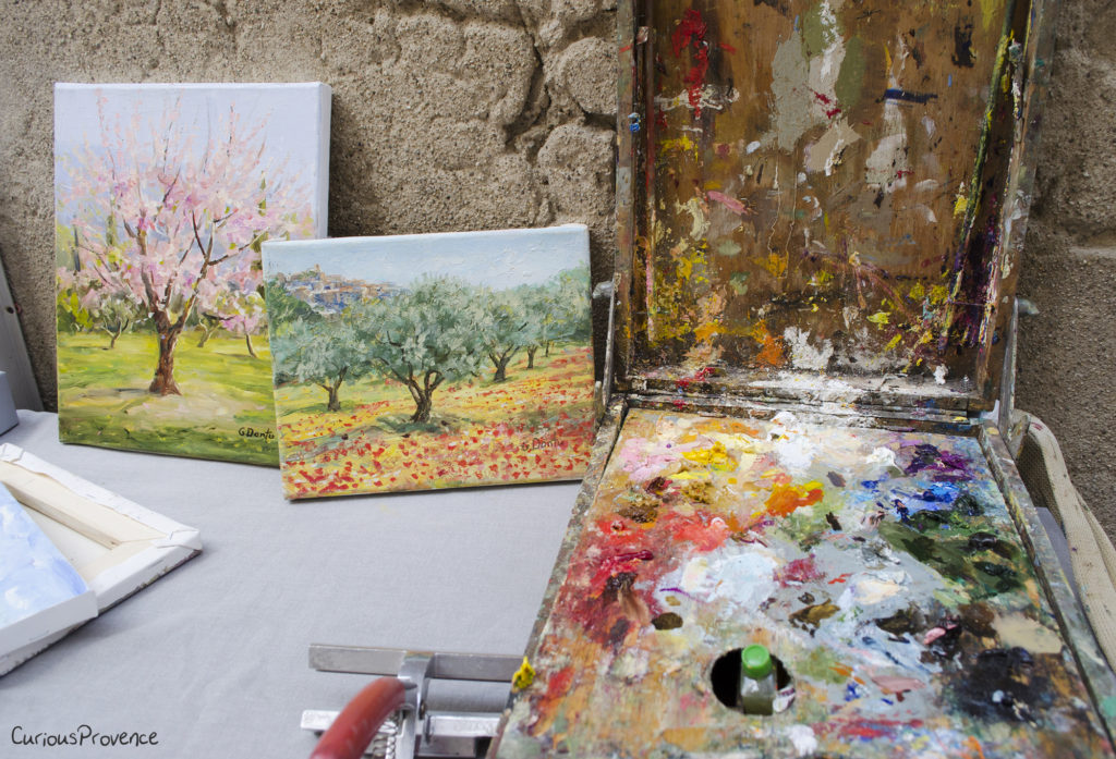 provence artist