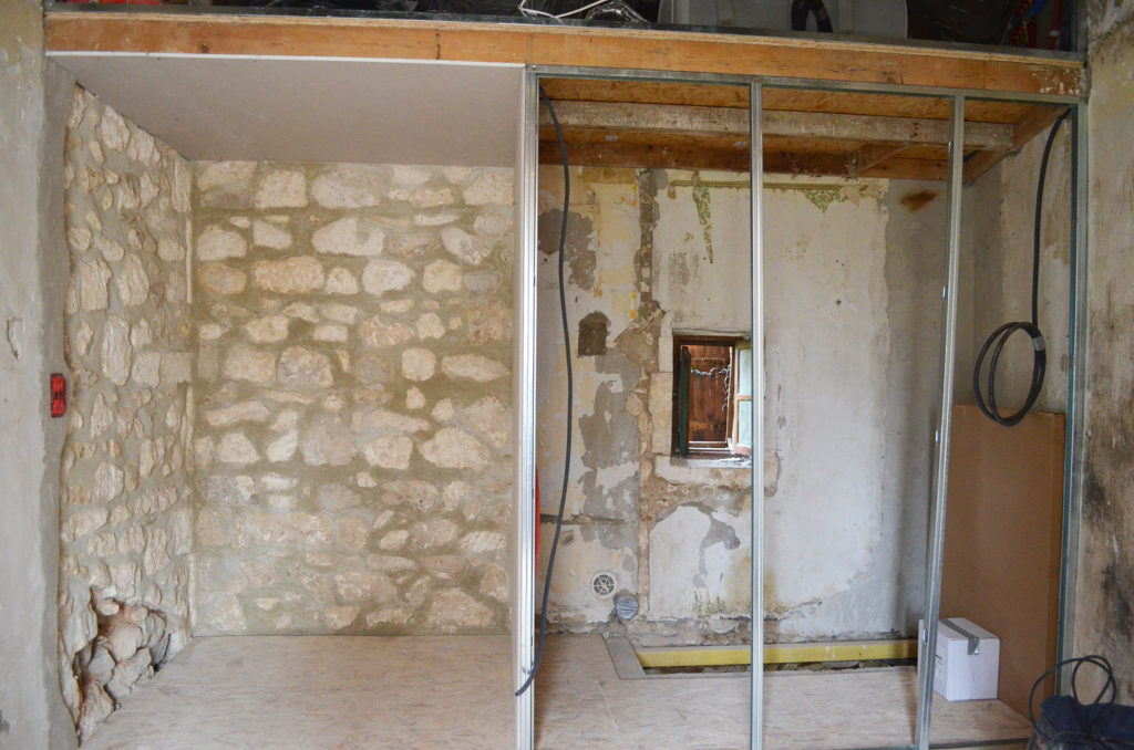 house renovation in provence