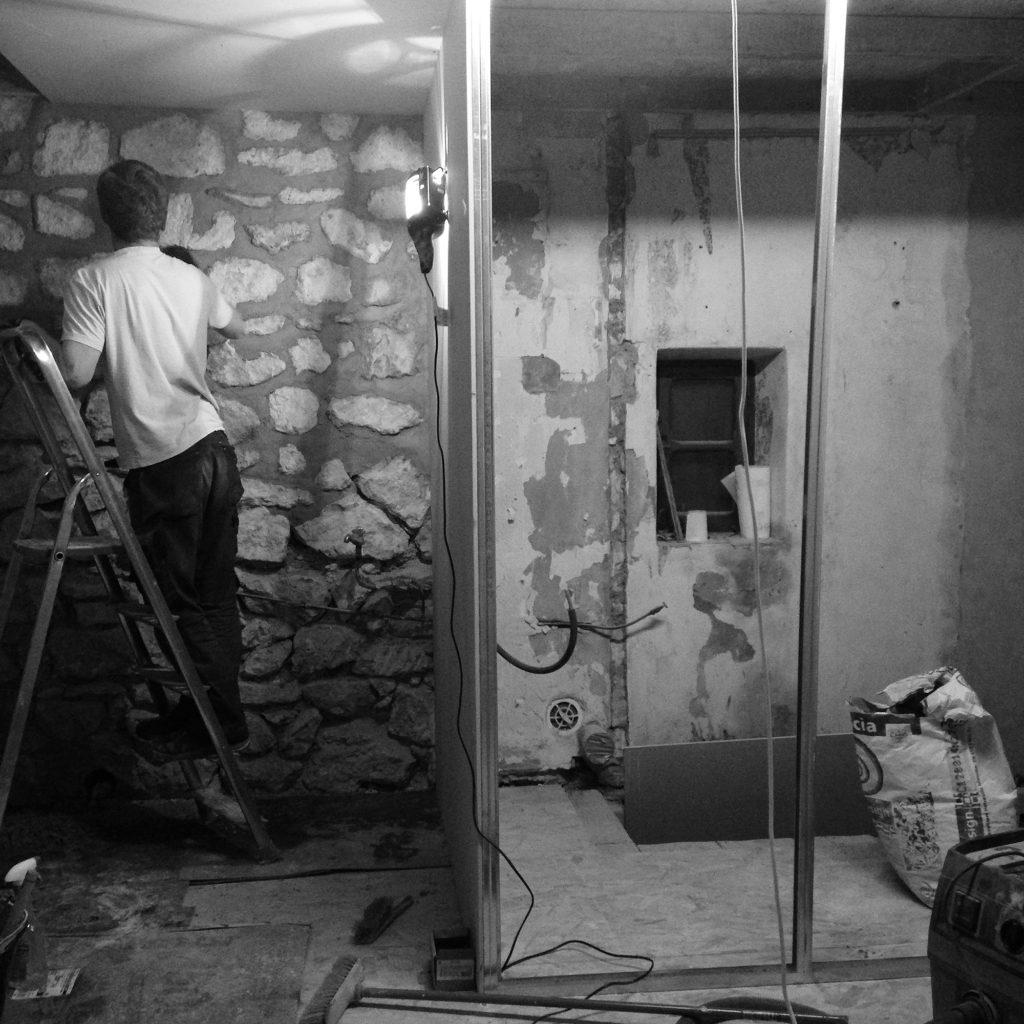 robin watson renovation