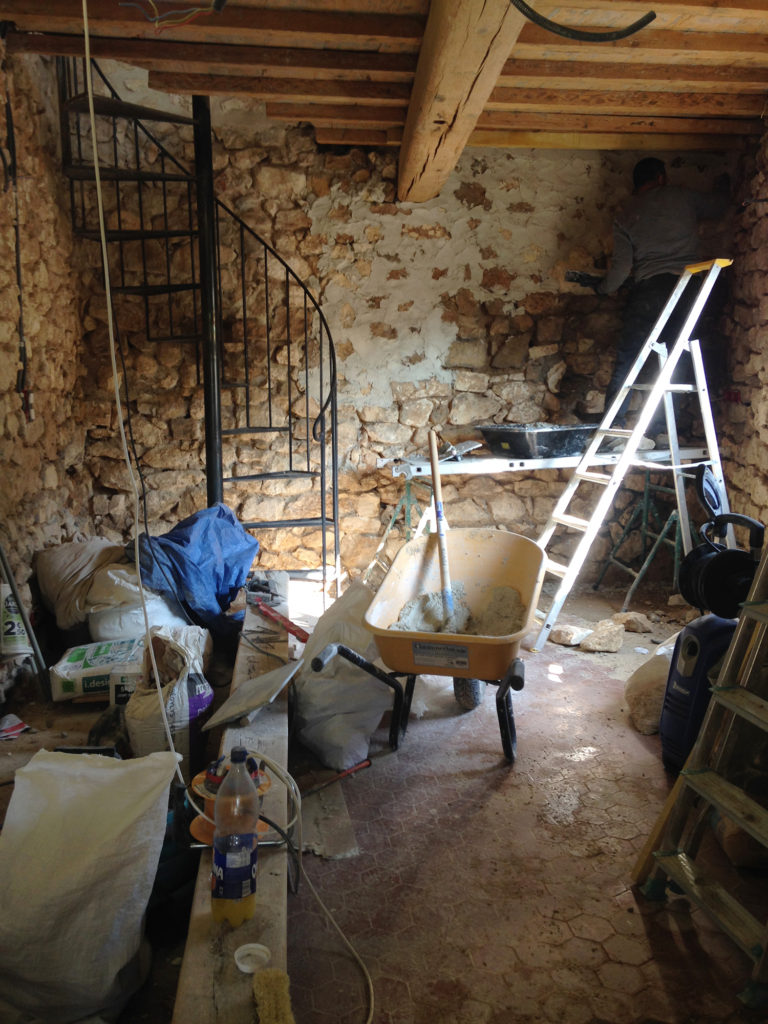 renovation in provence