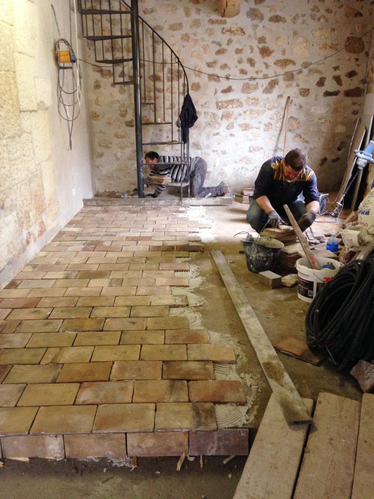 diy renovation floor