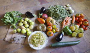 french vegbox