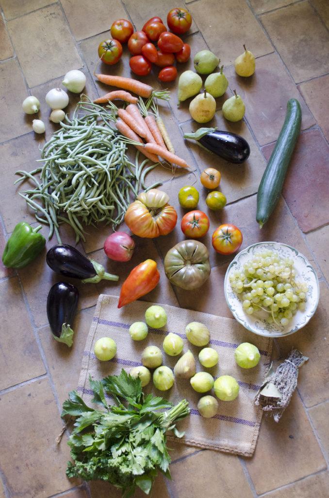 vegbox in provence