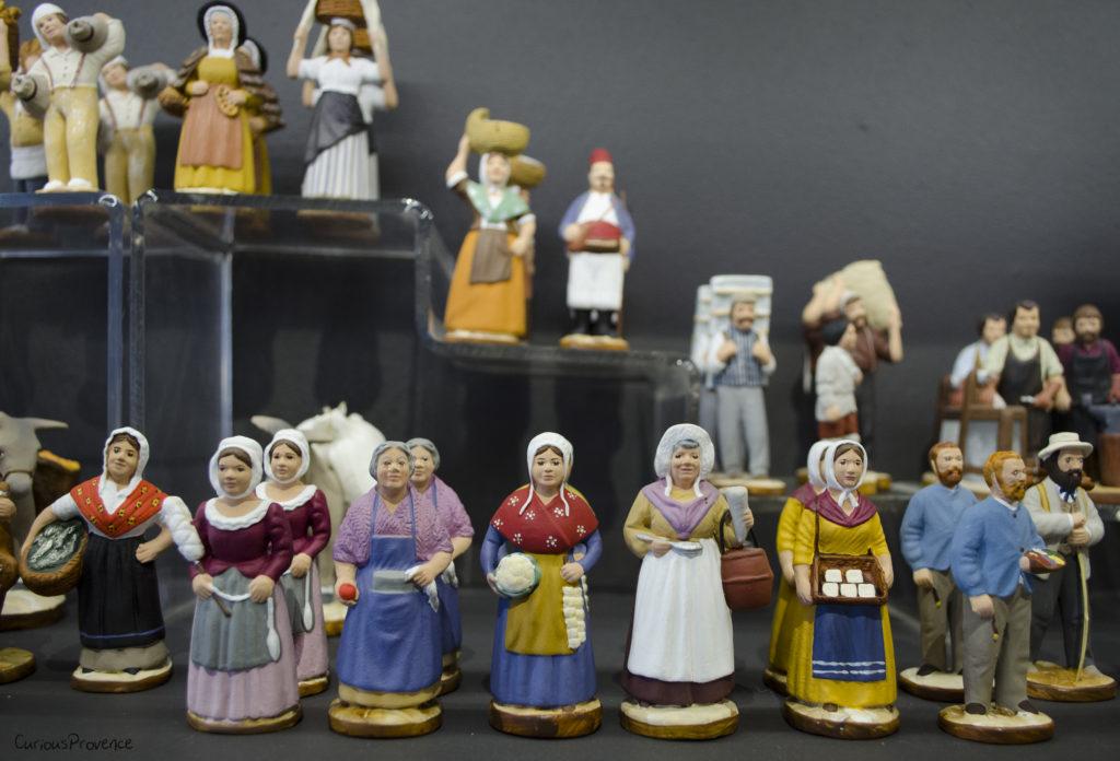 santons de provence