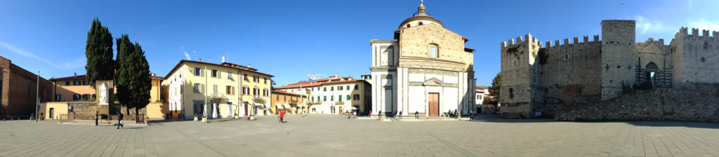 panorama in prato