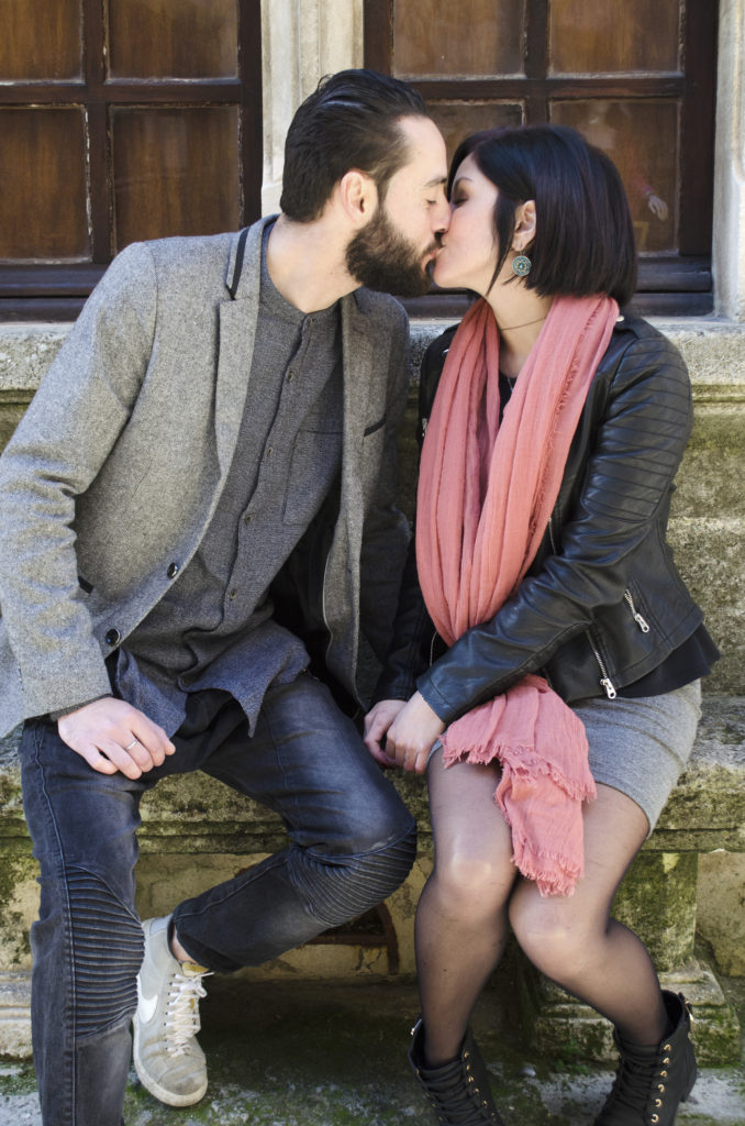 couples photography provence
