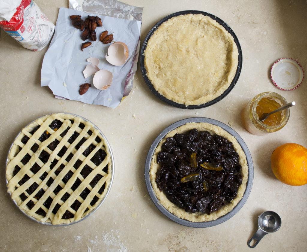 prune tarts