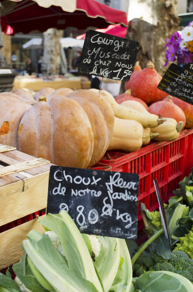 Aix en Provence market