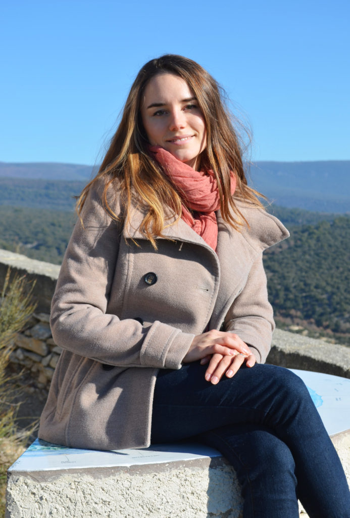 curious provence blogger