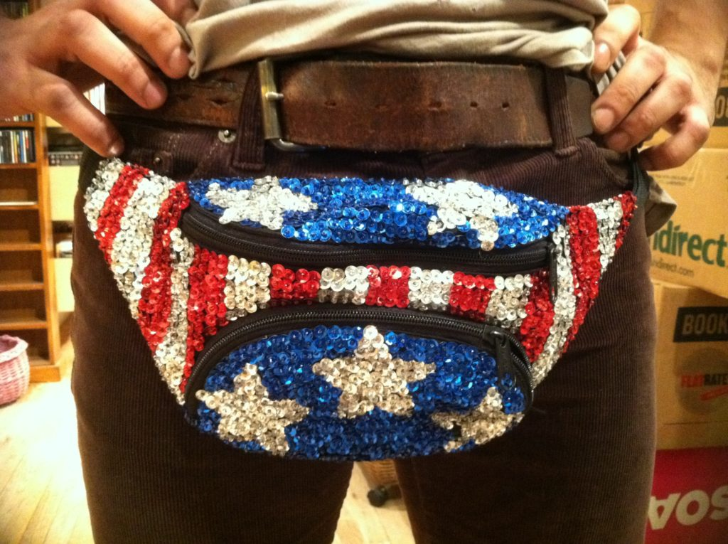 american fanny pack