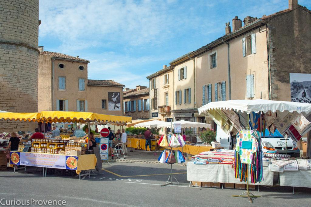 Gordes Market