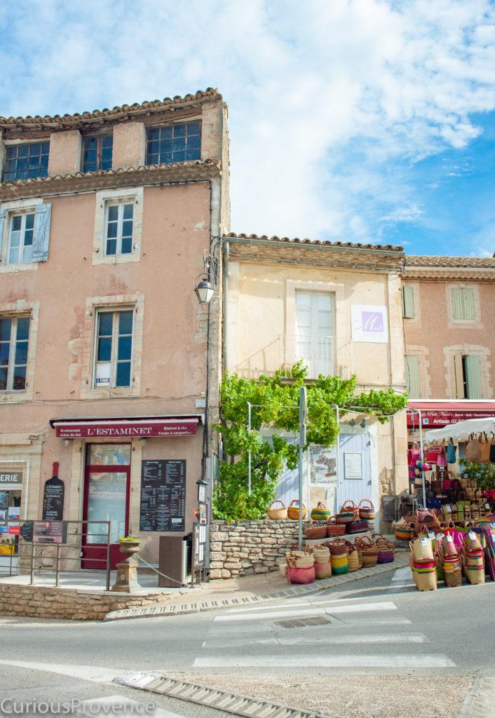 Gordes Market Provence