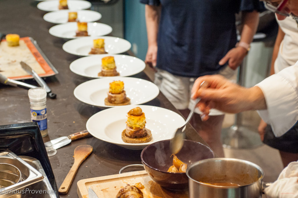 french cooking school provence