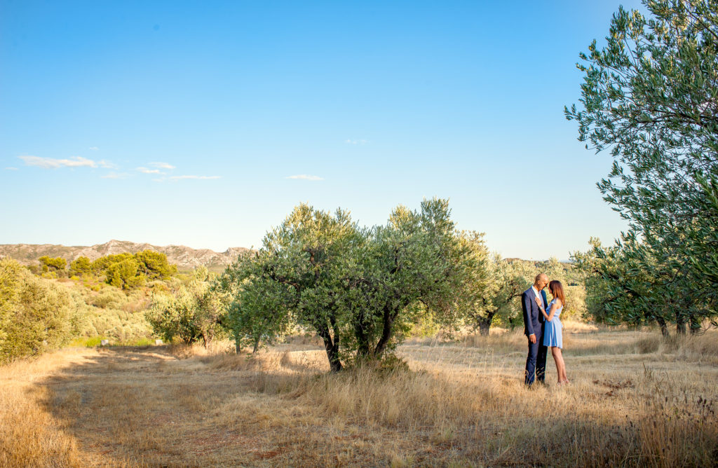 engagement photo shoot provence