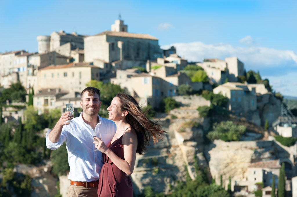 proposal in gordes curiousprovence
