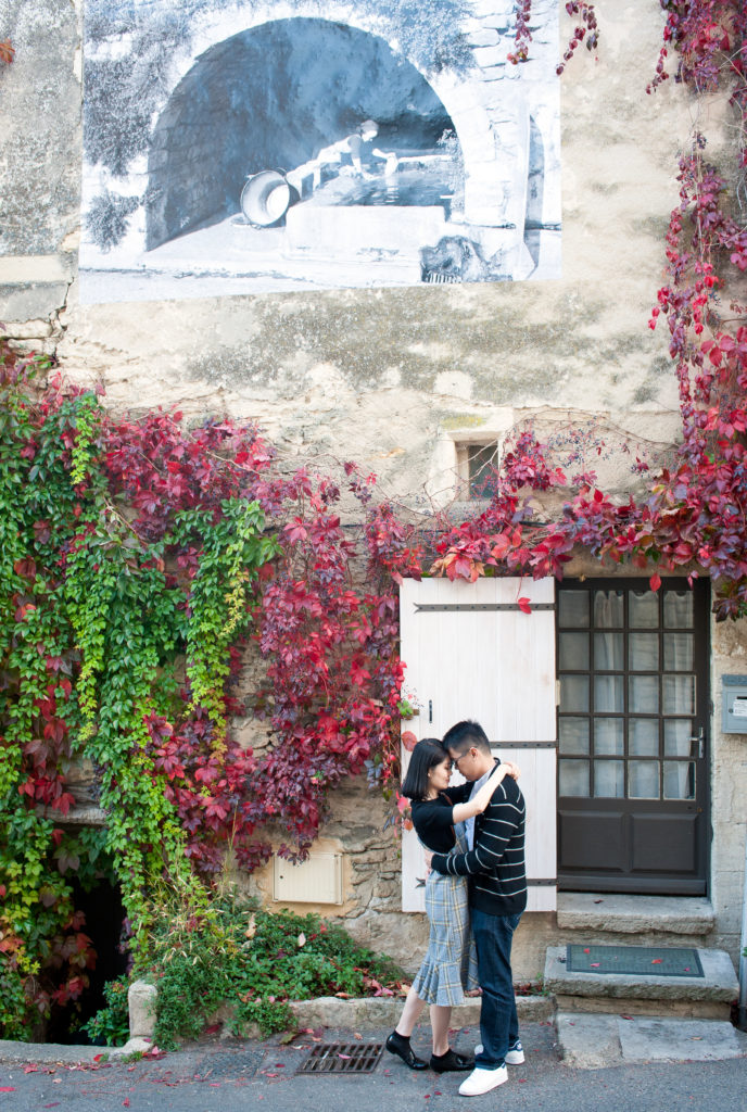 romantic photo shoot provence curiousprovence